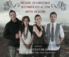 Prelude to Christmas 2014: Avalon Concert
