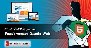 Fundamentos de diseño de sitios web (charla online...