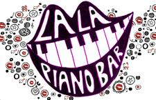 La La Piano Bar logo