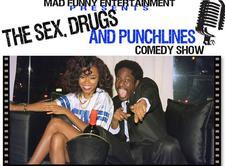 Mad Funny Entertainment logo