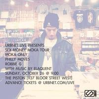 URBNET Live Presents: Moka Only, Philly Moves &...