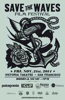 Save The Waves Film Festival - San Francisco