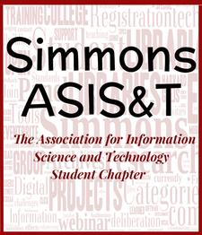 Simmons College Student Chapter of ASIS&T  logo