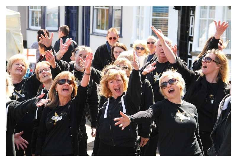 FREE Taster Session at SUTTON COLDFIELD Got 2 Sing Choir