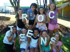 GIRLS ROC READY in 2015  ~ Girls aged 10-13 PERTH
