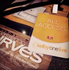 KelbyOne LIVE logo