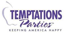 Temptations Parties By Fredricka Bonner logo