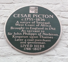 Africans in Georgian London: Cesar Picton and his...