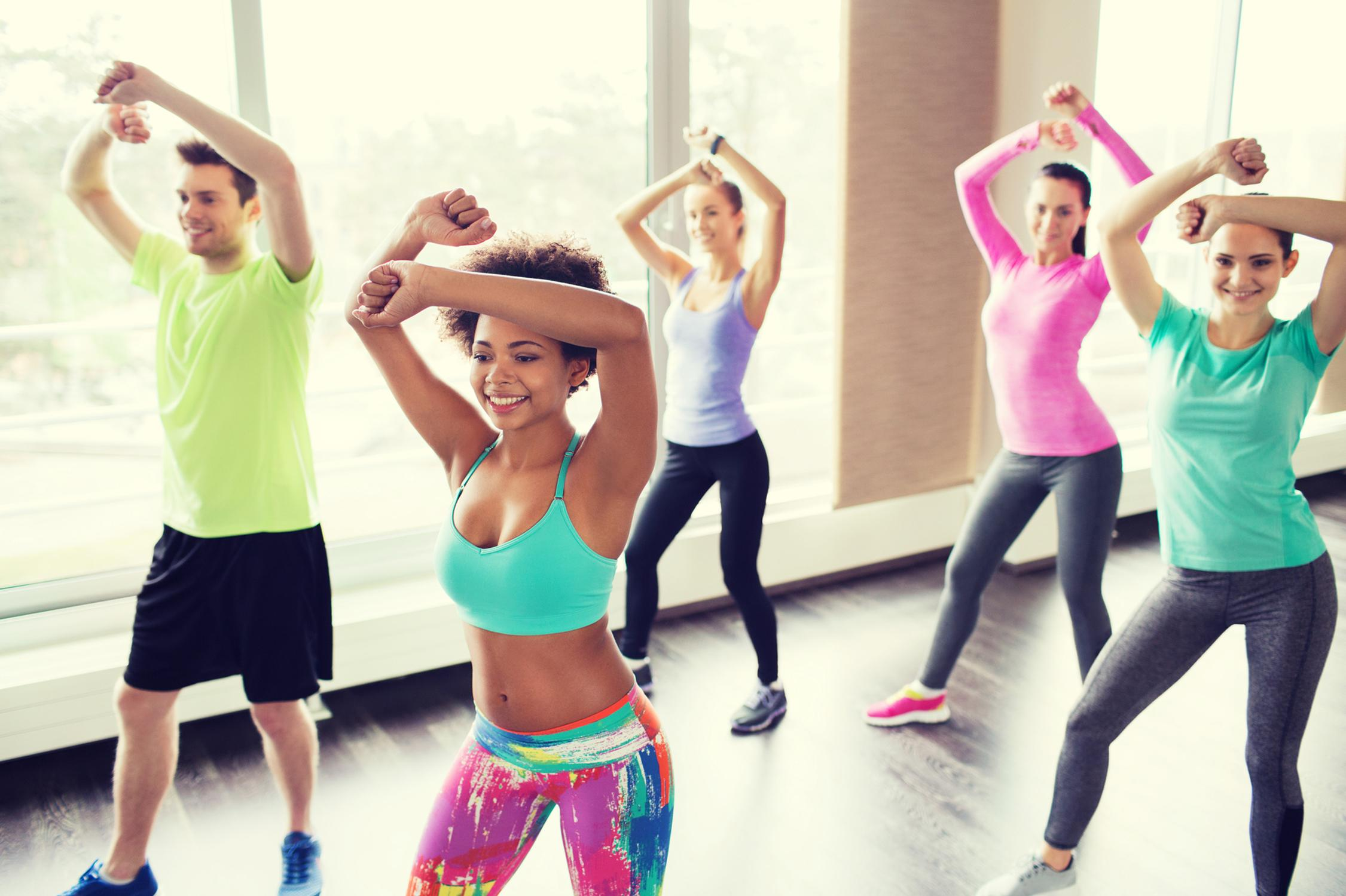 Shape Up With Belly Dancing