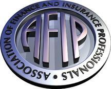 Association of Finance & Insurance Professionals - Shauna Glatz - 817-428-2434 logo
