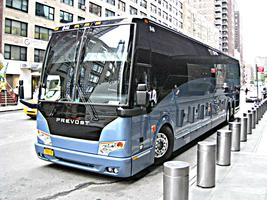 Port Authority Brooklyn Nets Shuttle Bus