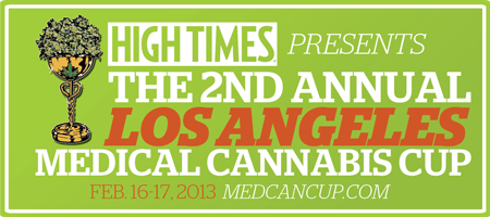HIGH TIMES Medical Cannabis Cup: Los Angeles, Feb. 16-17,...