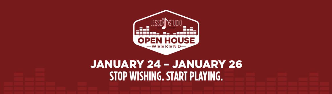 Lesson Open House Silverado Ranch