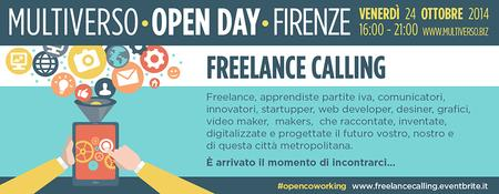 Freelance calling