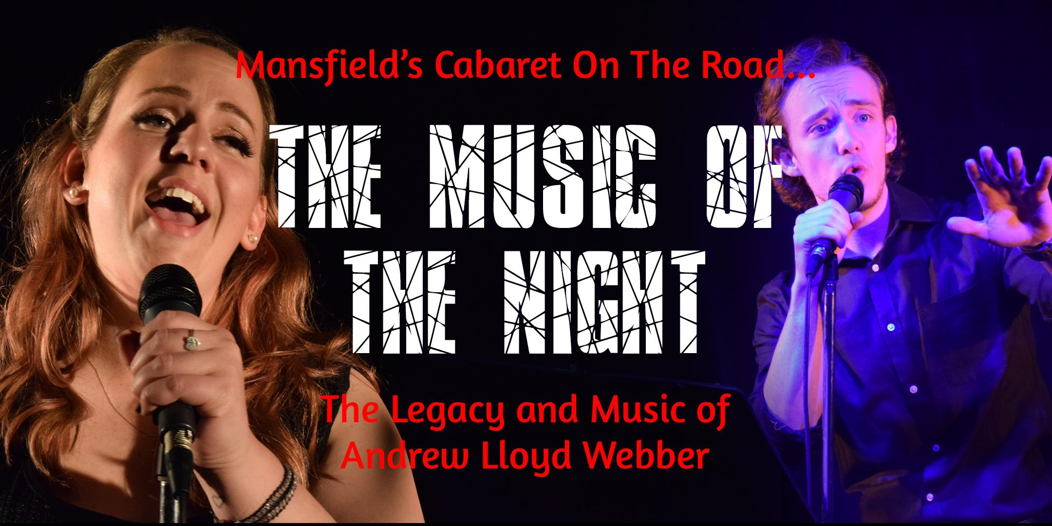 CANCELLED: The Music of the Night:The Legacy & Music of Andrew Lloyd Webber