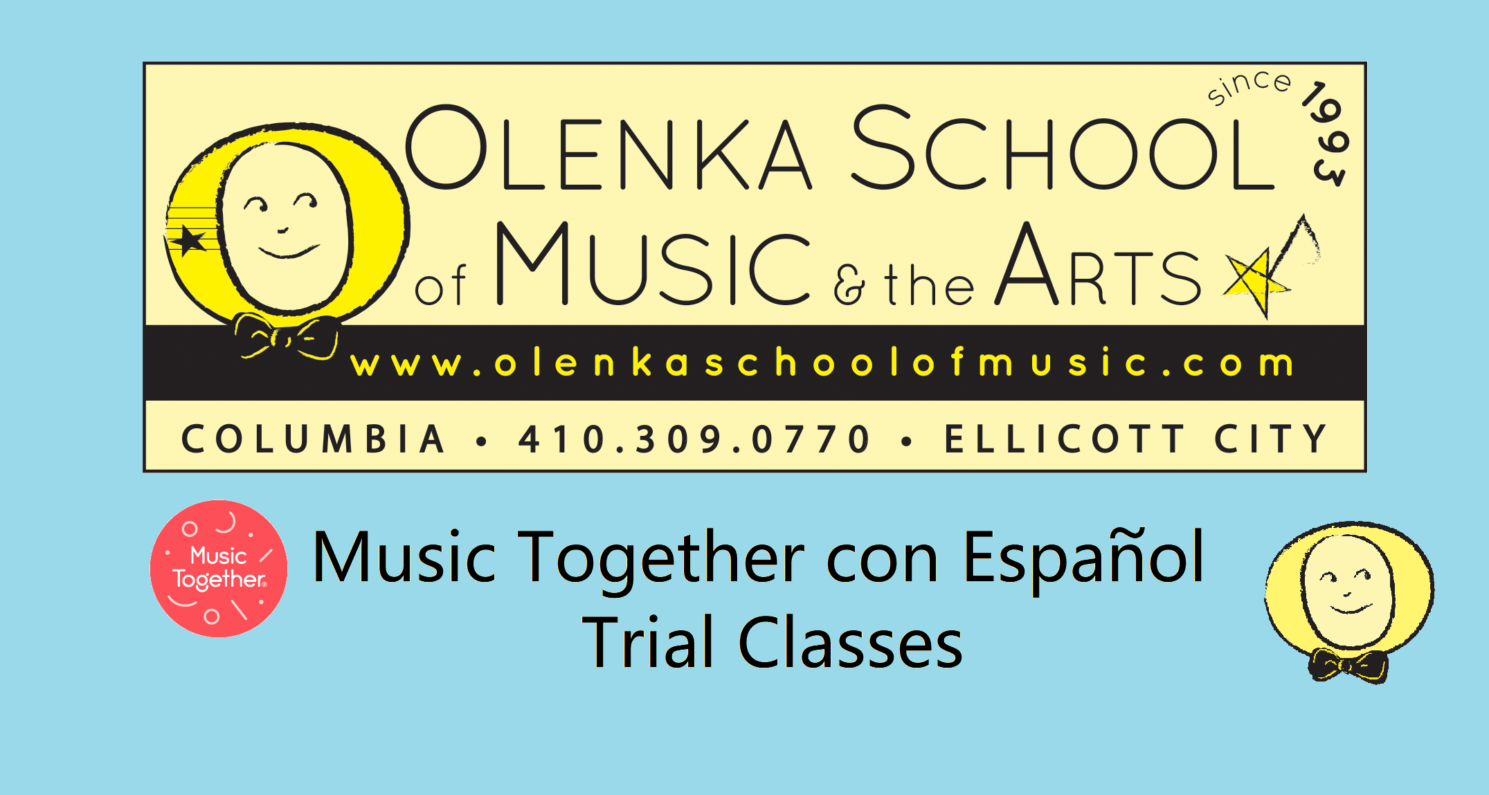 Music Together con Español Trial Classes