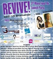 REVIVE! Third Wave Re-Launch Party