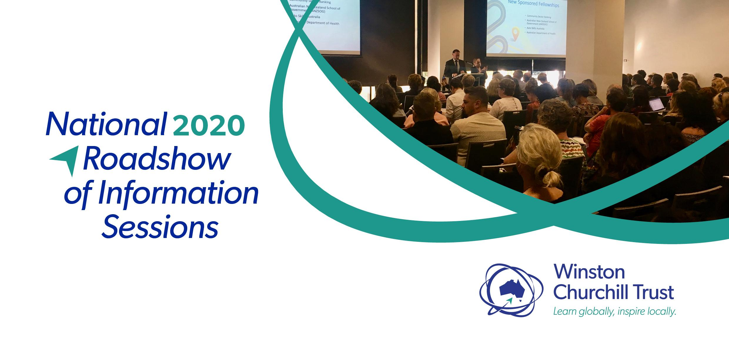 2020 Melbourne Churchill Fellowship Lunchtime Information Session