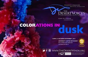 Colorations in Dusk - with The Desert Voices