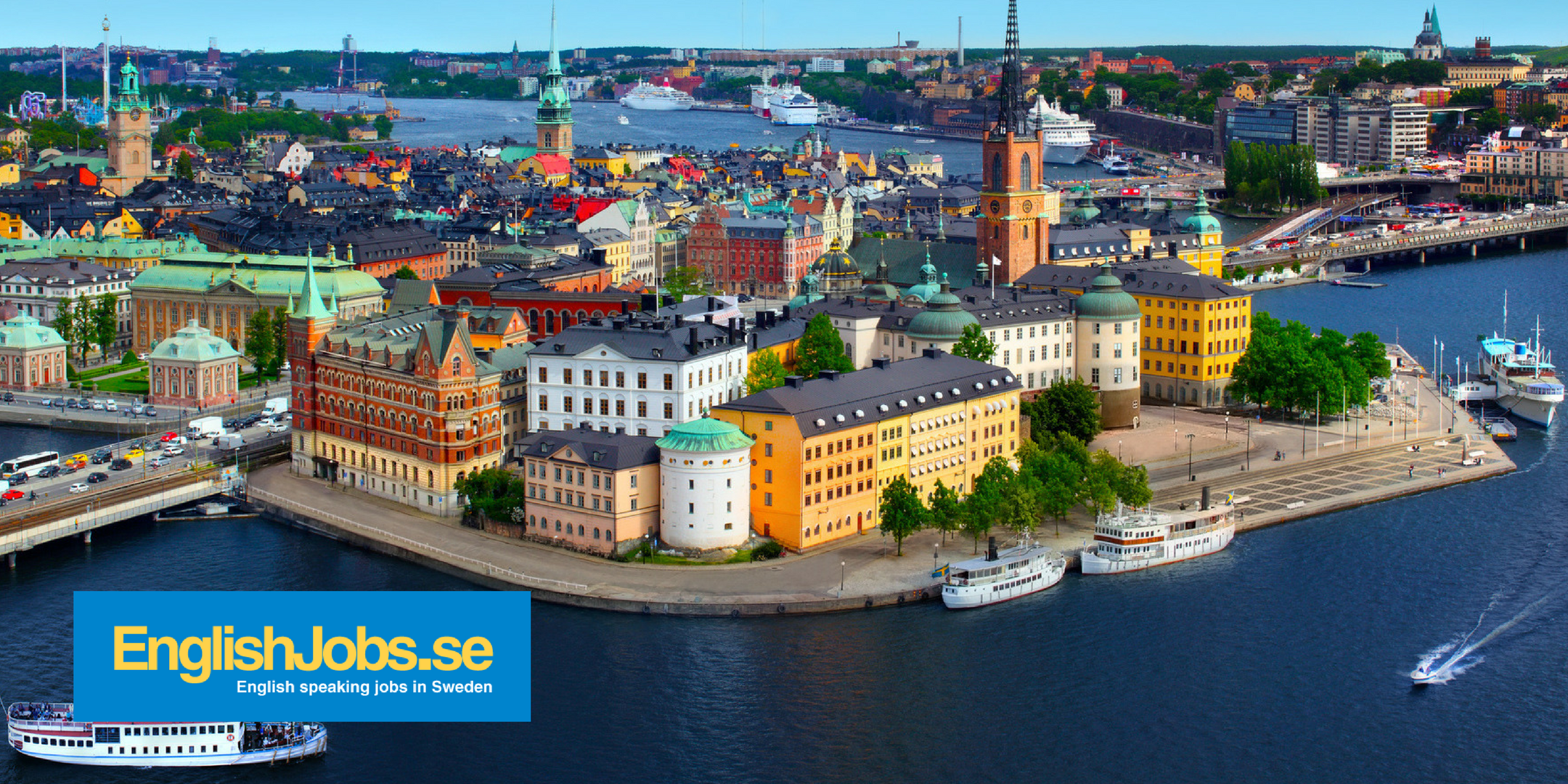 Work in Europe (Sweden, Denmark, Germany) - Your job search from Boston to Stockholm