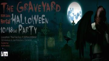 The Graveyard - ICON Union NorCal Halloween Party
