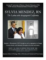 Sylvia Mendez, RN: The Latina Who Desegregated...