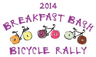 2014 Breakfast Bash Bicycle Rally