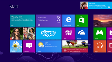 Windows 8: Get Started in 1 Hour