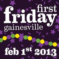 Mardi Gras First Friday