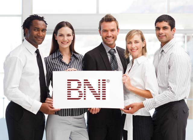 Copy of BNI Fusion - Lunch Referral Networking