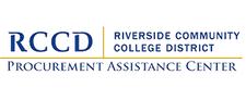 RCCD - Procurement Assistance Center logo