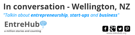 "In Conversation: ""Talkin about entrepreneurship,..."