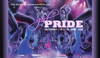 GIRL PRIDE ~ in the heart of Midtown Atlanta!