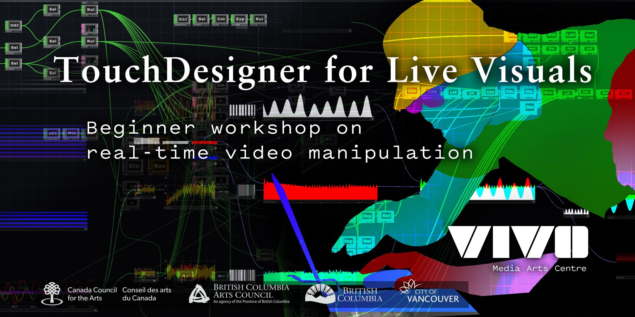 TouchDesigner for Live Visuals