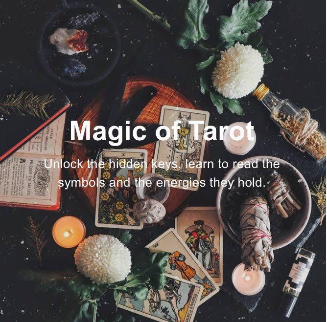 Magic of Tarot - Intermediate: Part 1 - The Minor Arcana