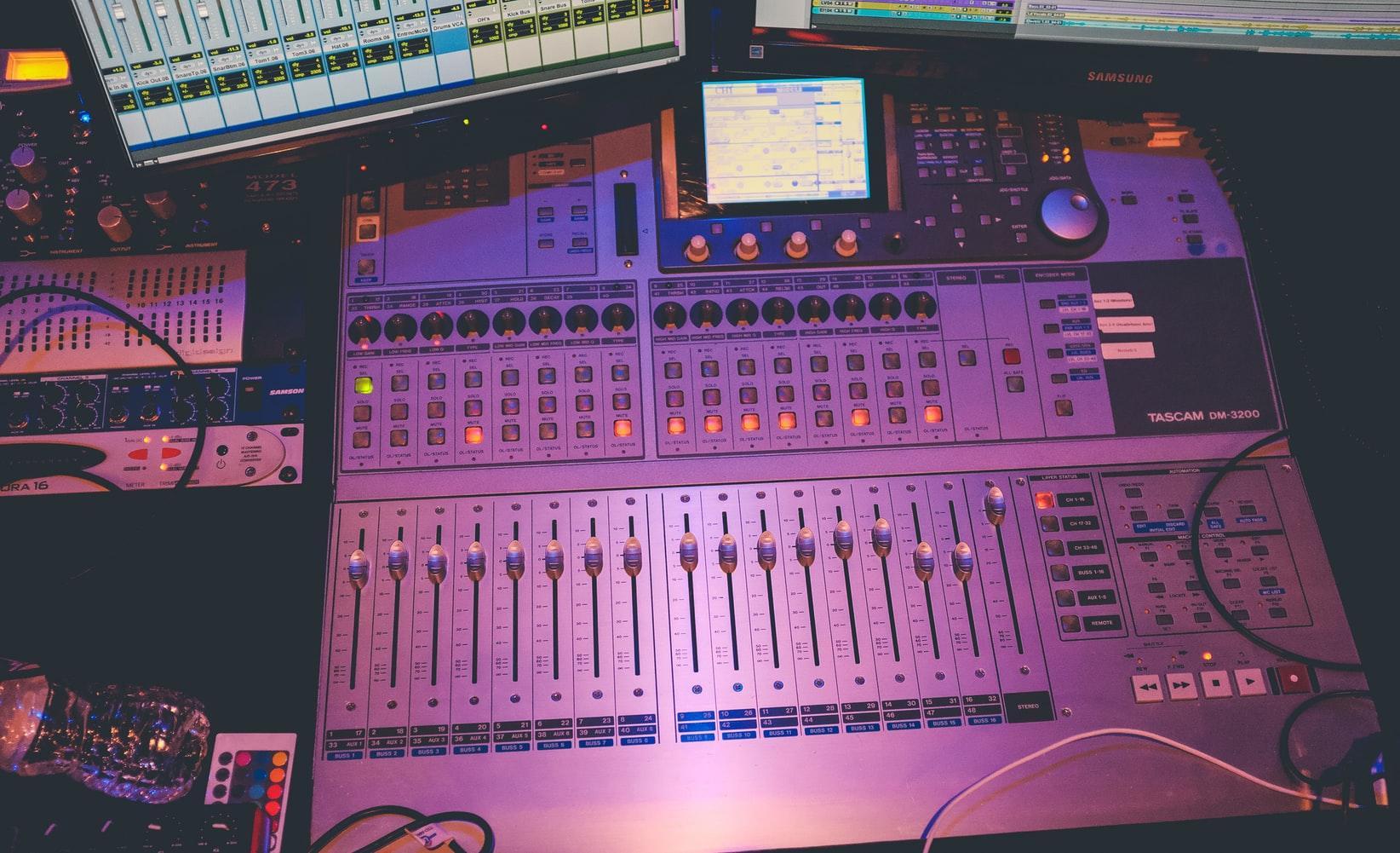 St Leonards TAFE Sound Production information sessions
