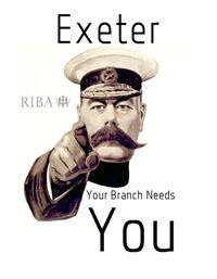 RIBA Exeter Branch logo