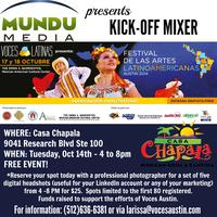 MUNDU Media - Kickoff Mixer for Voces Austin