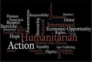 Human Conversation Series: Human Trafficking...