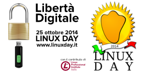 Linux Day 2014 @ Perugia