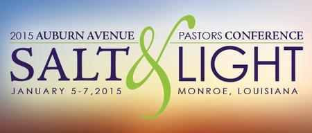 2015 Auburn Ave. Pastors Conference