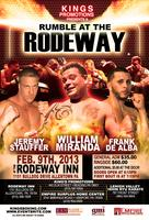 Rumble at the Rodeway Inn