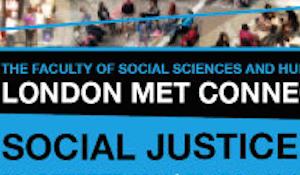 London Met Connect Week: Social Justice Day