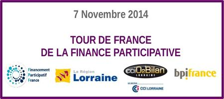 Tour de France de la Finance Participative