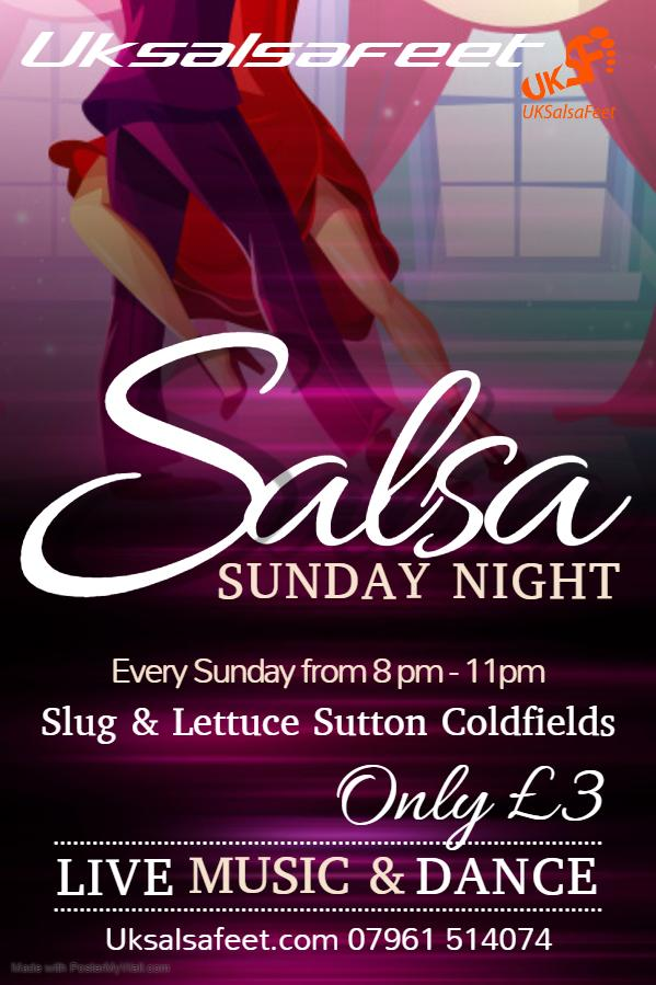 Sunday Salsa Nights