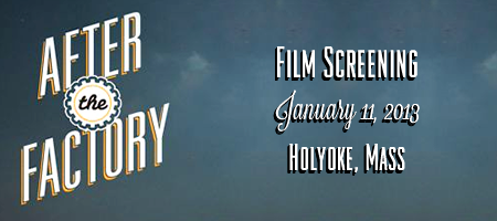 """Screening of """"After The Factory"""""""