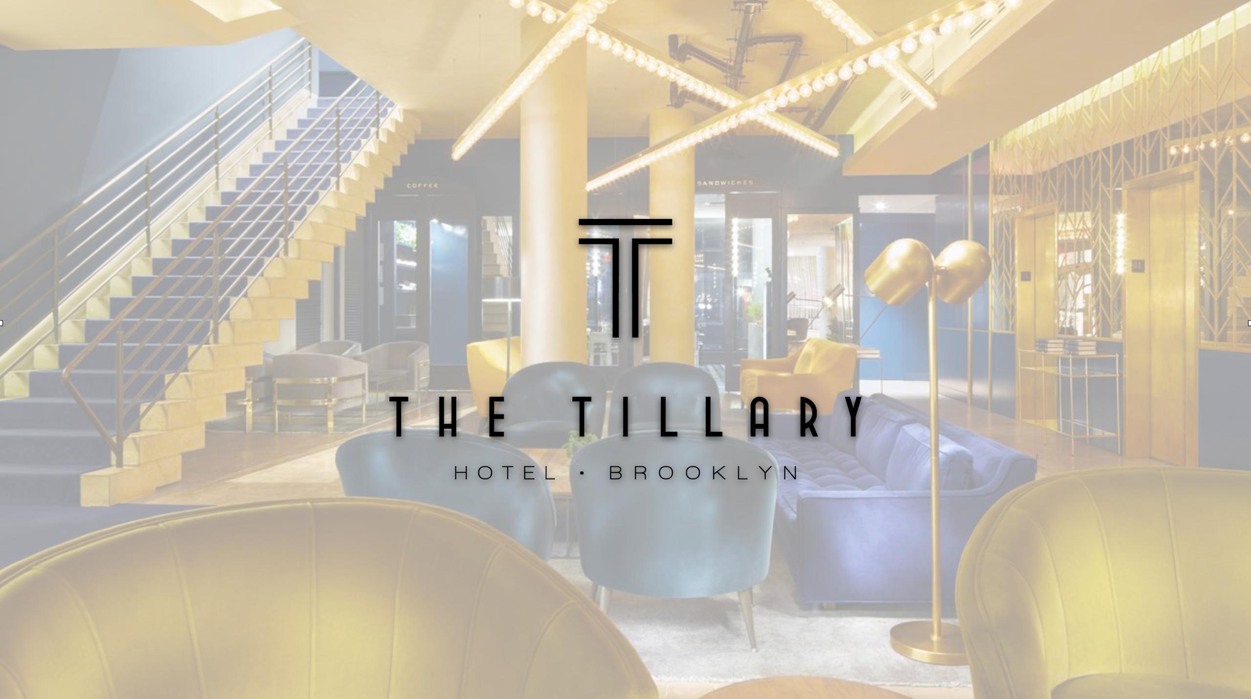 NY Real Estate Entrepreneur Mixer Tillary Hotel