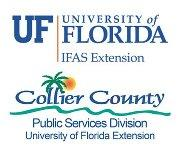 UF IFAS Extension Collier County logo