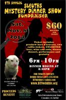 8th Annual Sleuth's Mystery Dinner Show