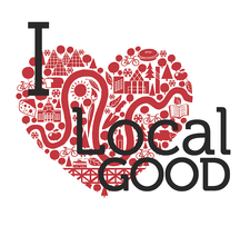 The Local Good logo